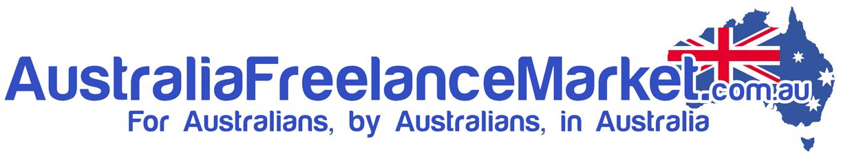 Logo Australia Freelance-Market